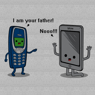 I am your father! Phone