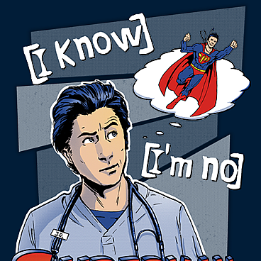 I'm No Superman