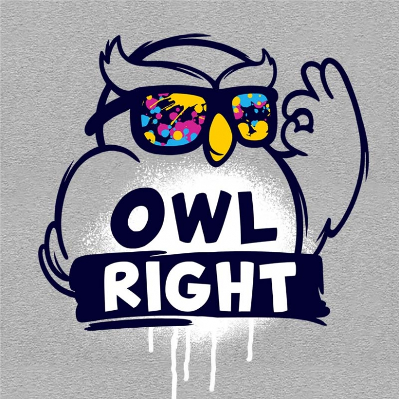 Owl right
