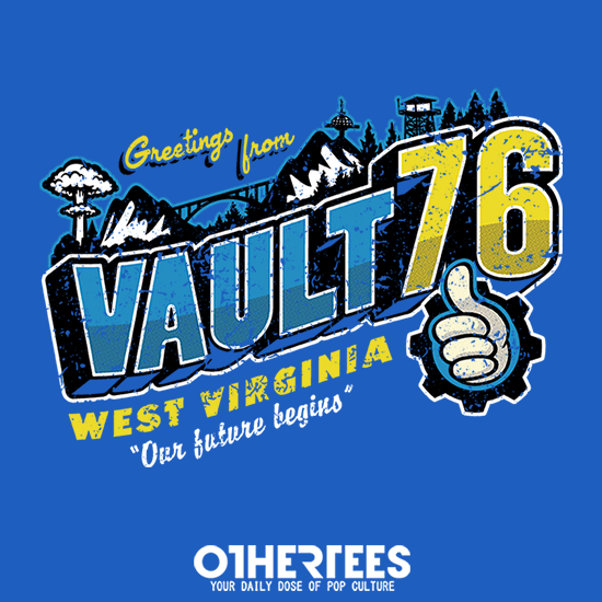 Greetings from WV Vault