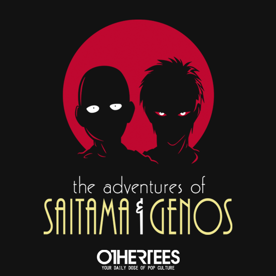 Saitama and Genos Adventures