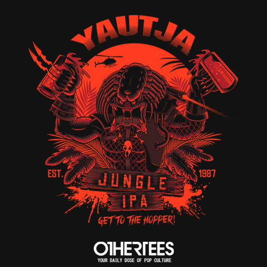 Yautja's Jungle Ipa