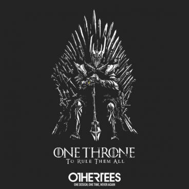 One Throne to Rule Them All (Reprint)