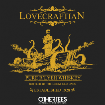 R'lyeh Whiskey (Reprint)