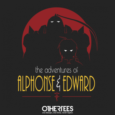 Adventures of Alphonse & Edward