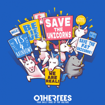 Save the Unicorns!