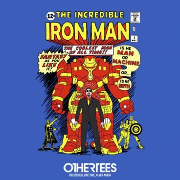The Incredible Iron Man