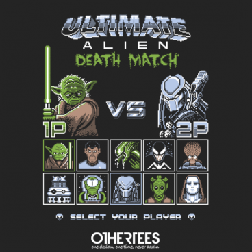 Ultimate Alien Death Match