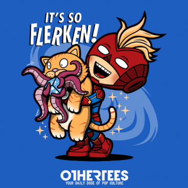 It's so Flerken!