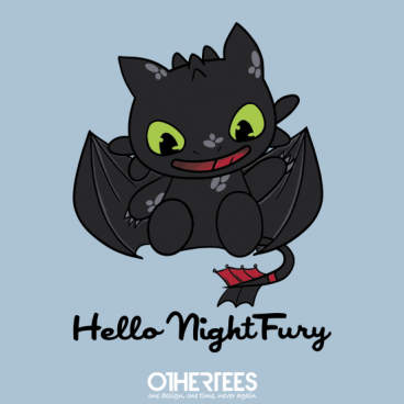 Hello Night Fury