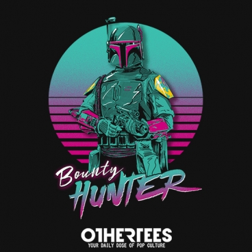 Retro Bounty Hunter