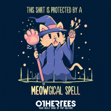 Meowgical Spell