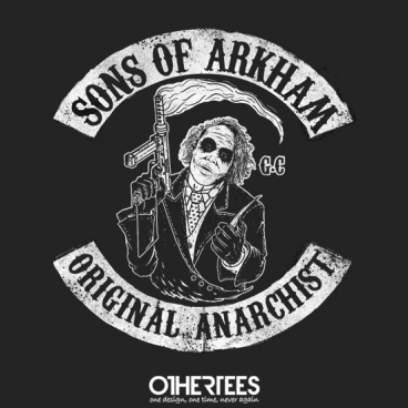 Sons Of Arkham Original Anarchist