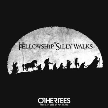The Fellowship of Silly Walks