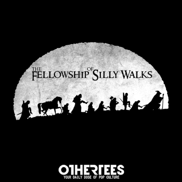 Fellowship of Silly Walks