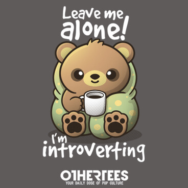 Introvert bear
