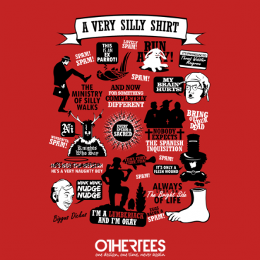 Very Silly Shirt (Reprint)