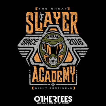 Space Slayer Academy