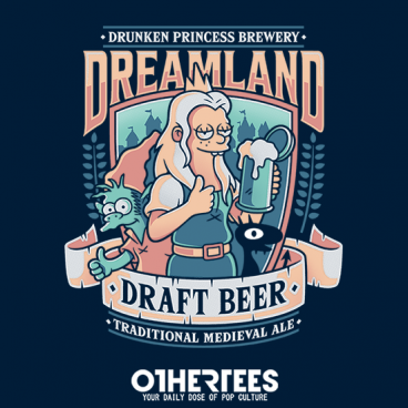 Dreamland Draft Beer