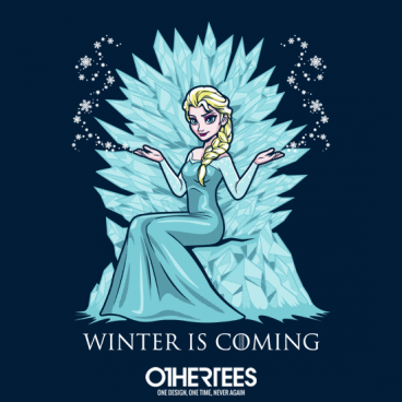 Winter is Coming (Reprint)