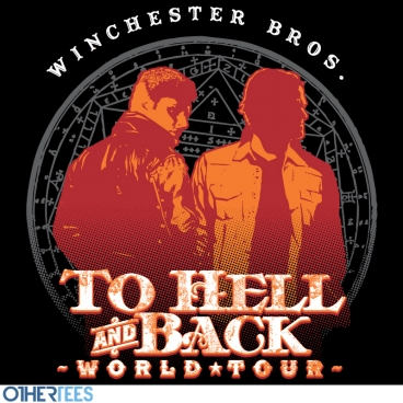 Hell and Back World Tour
