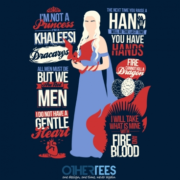 Quotes of a Khaleesi