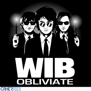 Wizards in Black