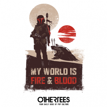 My World is Fire and Blood