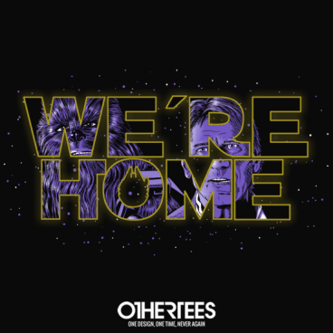 We´re Home