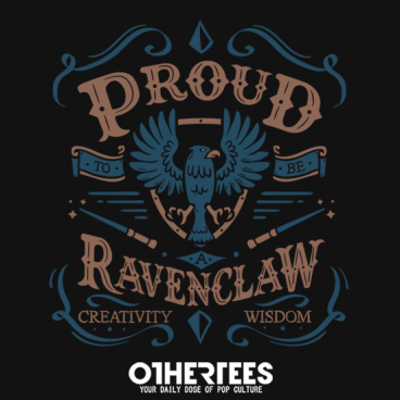Proud to be Ravenclaw