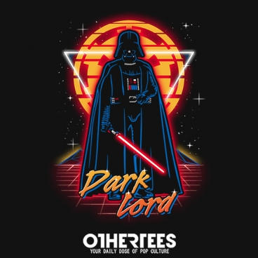 Retro Dark Lord
