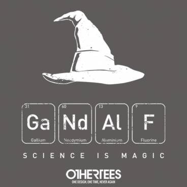 Gandalf's Magical Science (Reprint)