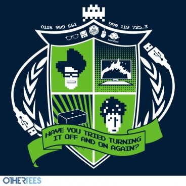 The IT Crest