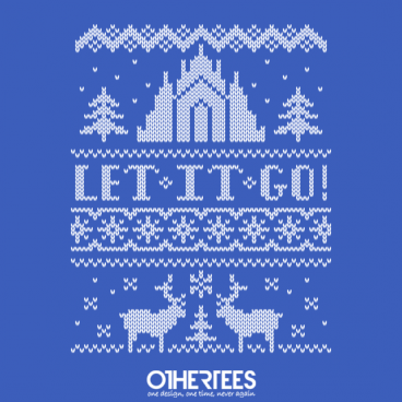 Let It Go Sweater