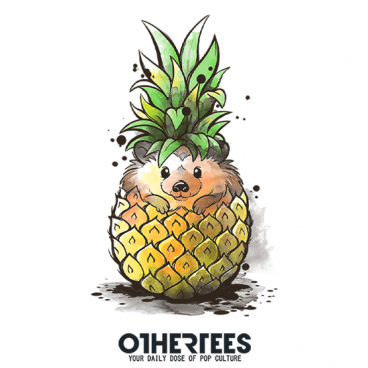 Pineapple hedgehog