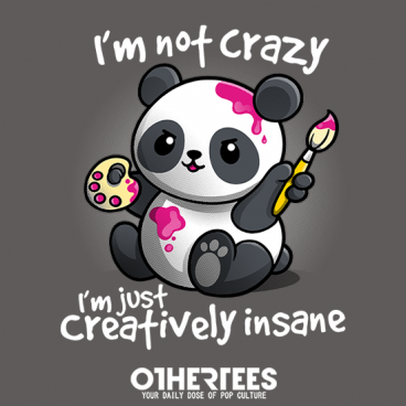 Creatively Insane Panda