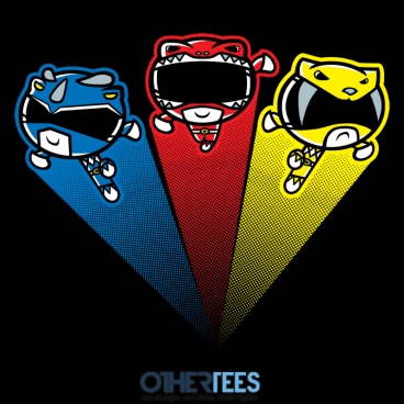 Mighty Morphin Power Puffs