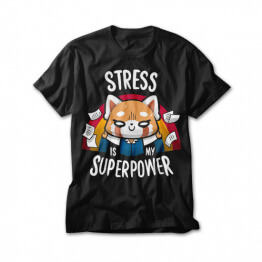 Stress is my superpower