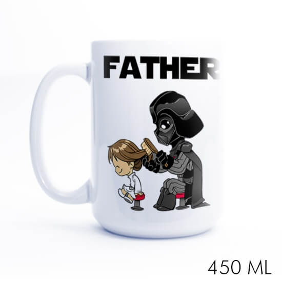 Father of the Year - Leia