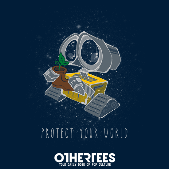 Protect your world!
