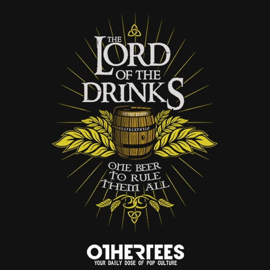 The Lord of the Drinks