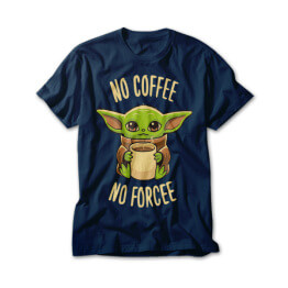 No coffee no forcee