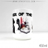 Father of the Year - Leia Ceramic Mug